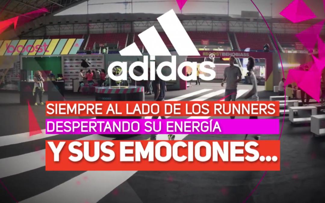 Vídeo de producto Bordados Roncal – Adidas