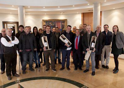 Reunion de finalistas en El Coto de Rioja - Crealia