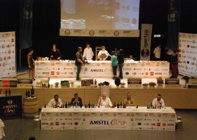 El Coto de Rioja en el Campeonato de Pintxos - Patrocinios Crealia